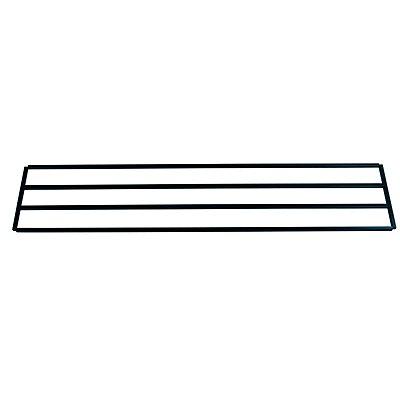 Wolf Schuhablageboden für Garderobenbank - einseitig - Länge 1500 mm