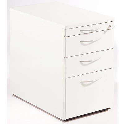 fm THEA Standcontainer - Utensilienschub, 2 Materialschübe, Hängeregistratur