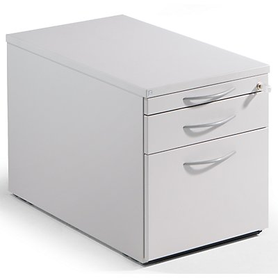 fm büromöbel THEA Rollcontainer - Utensilienschub, Materialschub, Hängeregistratur