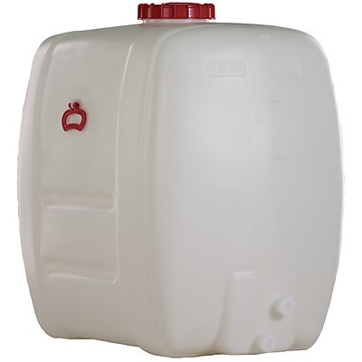 Réservoir petit format - capacité 500 litres - L x l x h 1000 x 700 x 980 mm