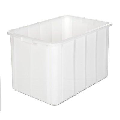 Multi-Kunststoffkasten - Inhalt 96 l - LxBxH 660 x 450 x 410 mm