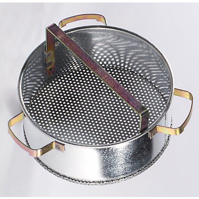 Teilekorb - für Stahlblech-Ausführung - geeignet für Modell mit Inhalt 8 l