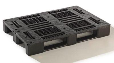 Kunststoffpalette - LxBxH 1200 x 800 x 150 mm