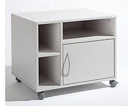 office akktiv Caisson mobile - h x l x p 595 x 700 x 570 mm
