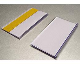 Tickethalter - selbstklebend - HxB 54 x 100 mm, VE 100 Stk