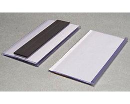 Tickethalter - magnetisch - HxB 54 x 100 mm, VE 100 Stk