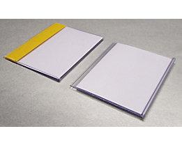 Tickethalter - selbstklebend - HxB 80 x 100 mm, VE 100 Stk