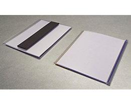 Tickethalter - magnetisch - HxB 80 x 100 mm, VE 100 Stk