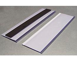 Tickethalter - magnetisch - HxB 54 x 200 mm, VE 50 Stk