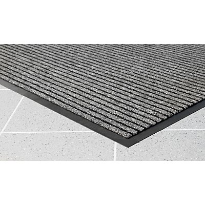COBA Schmutzfangmatte mit Borsten - LxB 1500 x 900 mm