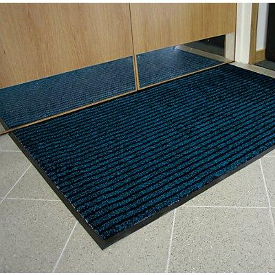 Schmutzfangmatte mit Borsten - LxB 900 x 600 mm