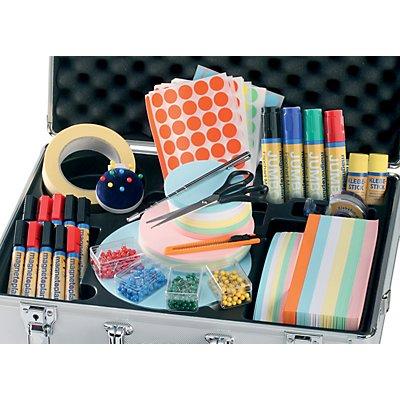 magnetoplan® magnetoplan® Nachfülleinheit - für Moderationskoffer - über 2800 Einzelteile