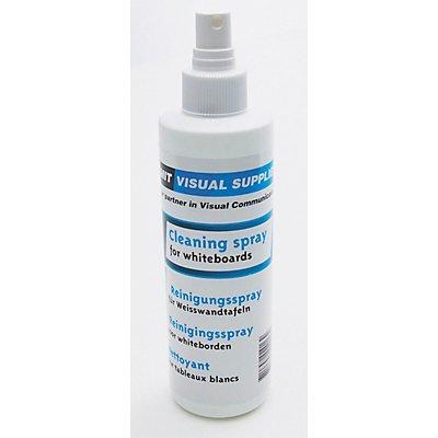 Reinigungsspray Vorteilspackung - VE 30 Flaschen à 250 ml - für Weißwandtafel