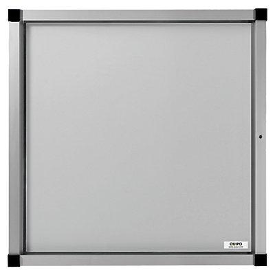 QUIPO Schaukasten, Flügeltür - 12 (3 x 4) DIN-A4-Blätter