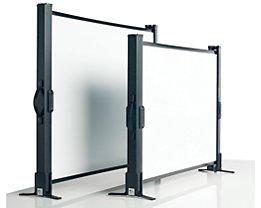Leinwand als Tischmodell, mobil - Format 4 : 3