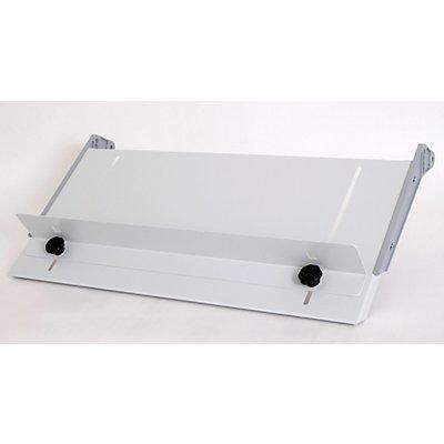 Stützplatte Winkel - für Folienschweißgerät MAGNETA - für Modell 420 mm Schweißnaht