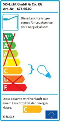 Gelenkleuchte - Halogen-Gelenkleuchte - mit Niedervolt-Halogenlampe