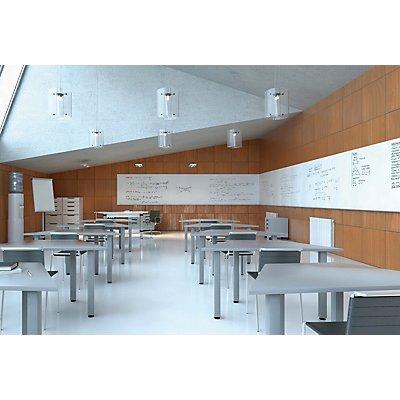 Tableau blanc modulaire - 1000 x 1500 mm - extension à volonté