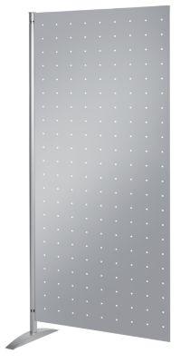 Stellwandsystem METROPOL - Lochblech-Element - HxBxT 1750 x 800 x 450 mm