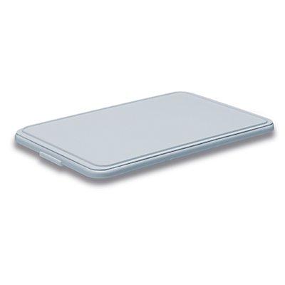 Deckel für Stapelbehälter - LxB 600 x 400 mm
