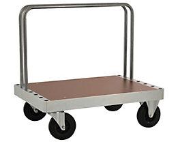 Kongamek Verzinkter Ladebügel - für Bügelwagen, 710 x 870 mm
