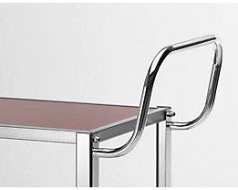 Kongamek Schiebebügel - für Tischwagen - galvanisch verzinkt