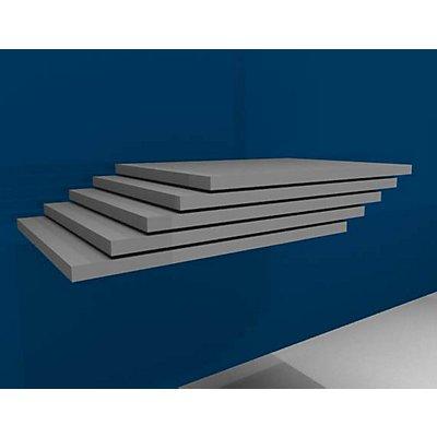 hofe Fachboden, Breite 1000 mm, VE 5 Stk - Tiefe 800 mm