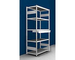 Einbau-Einzelschublade - ohne Verschluss, für Fachbodentiefe 500 mm - Höhe 70 mm