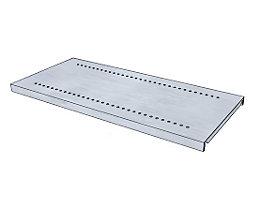 Fachboden für Regal-Schranksystem - verzinkt - BxT 930 x 400 mm