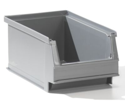 Sichtlagerkasten aus PE-Regenerat - Inhalt 0,8 l, VE 25 Stk