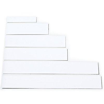 Lockweiler Etiketten für Sichtlagerkasten - VE 100 Stk