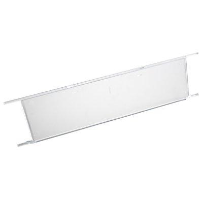 Lockweiler Sichtscheibe transparent - für Sichtlagerkasten