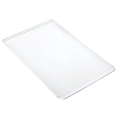 Deckel - VE 10 Stk, für LxB 500 x 305 mm - transparent