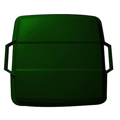 GRAF Steckdeckel, mit 2 Handgriffen - für Inhalt 90 l, lose aufliegend