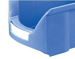 Etiketten - für Kasten - Inhalt 0,4 l, VE 100 Stk