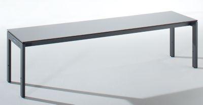 EUROKRAFT Umkleidebank mit Stahlgestell - LxHxT 1500 x 415 x 400 mm
