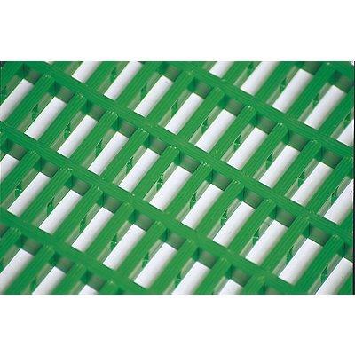 COBA Anti-Ermüdungsmatte aus Vinyl, beidseitig nutzbar - doppelt gewebt, pro lfd. m