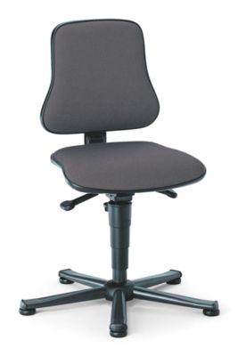 bimos Arbeitsdrehstuhl – SOLITEC - Sitzfläche Stoffpolster
