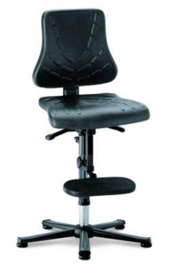 bimos Arbeitsdrehstuhl – SOLITEC - Sitzfläche Integralschaum
