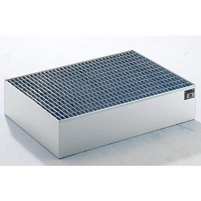 QUIPO Paletten-Auffangwanne - LxBxH 1200 x 800 x 260 mm