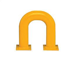 Rammschutz-Bügel, zum Aufdübeln, für den Innenbereich, HxB 350 x 375 mm
