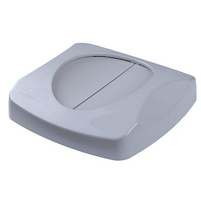 Schwingdeckel - geräuscharm, Kunststoff