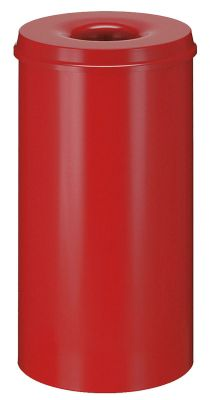 Papierkorb, flammverlöschend - Inhalt 50 l, Höhe 625 mm