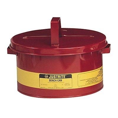 Justrite Tränkbehälter - Stahlblech, verzinkt und lackiert