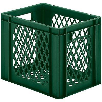 Euro-Format-Stapelbehälter, Wände und Boden durchbrochen - LxBxH 400 x 300 x 320 mm
