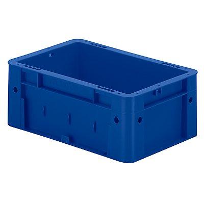 Schwerlast-Euro-Behälter, Polypropylen - Inhalt 4,1 l, LxBxH 300 x 200 x 120 mm, Wände geschlossen