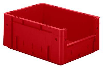 Euro-Stapelbehälter - Inhalt 14,5 l, Außen-LxBxH 400 x 300 x 175 mm, VE 4 Stk