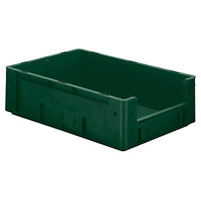 Euro-Stapelbehälter - Inhalt 31 l, Außen-LxBxH 600 x 400 x 175 mm, VE 2 Stk