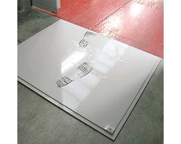 Reinraummatte - aus Polyolefin - LxB 800 x 600 mm