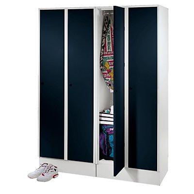Wolf Garderobenschrank - mit Schuhfach und Ablagefläche